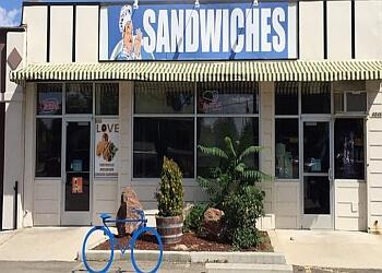 Boise City sandwich shop BoEx Boise Sandwiches