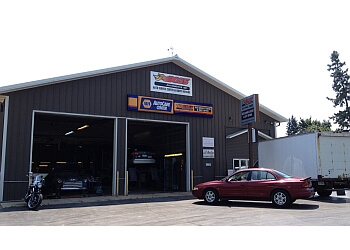 Elgin car repair shop Boss Automotive Inc.