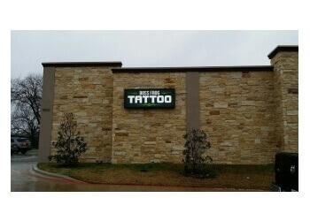 McKinney tattoo shop BOSS FROG TATTOO