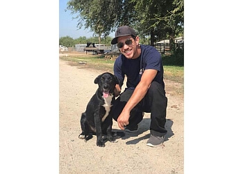 Bakersfield dog walker Boss Paws Pet Services