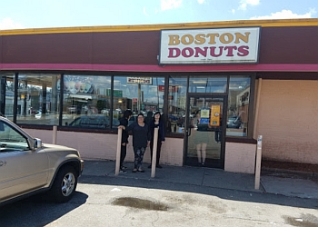 Worcester donut shop Boston Donuts