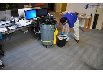 Boston commercial cleaning service Boston Quality Cleaning Services, Inc.