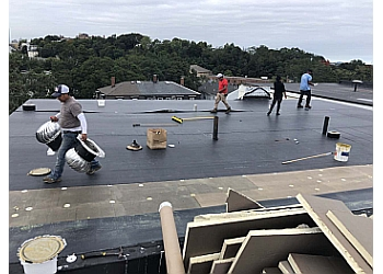Boston roofing contractor Boston Roofing And Gutters LLC