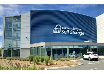 Boston storage unit  Boston Seaport Self Storage