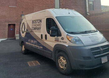 Boston plumber Boston Standard Company