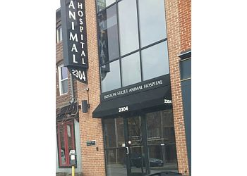 Baltimore veterinary clinic Boston Street Animal Hospital
