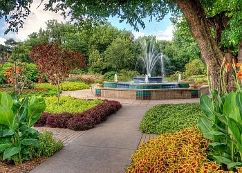 Wichita places to see Botanica