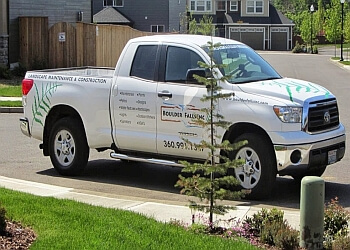 Vancouver landscaping company Boulder Falls Landscaping