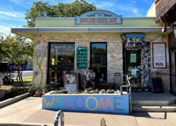 Austin vegetarian restaurant Bouldin Creek Cafe