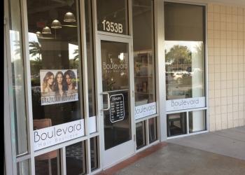 Port St Lucie hair salon Boulevard Hair Boutique