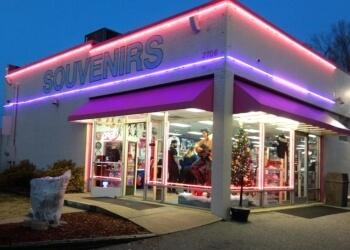 Memphis gift shop Boulevard Souvenirs