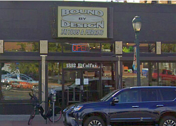 Denver tattoo shop Bound By Design