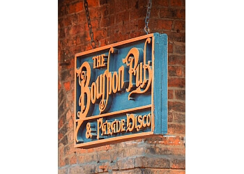 New Orleans night club Bourbon Pub Parade