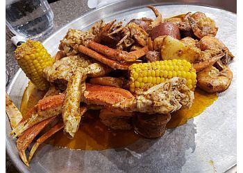 Lincoln seafood restaurant Bourbon Street