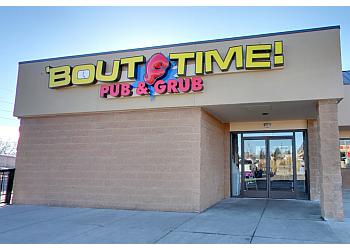 Arvada sports bar Bout Time Pub & Grub
