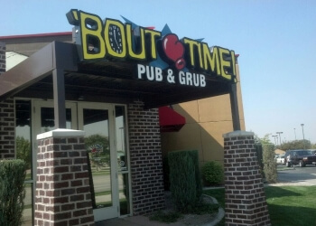 West Valley City sports bar Bout Time Pub & Grub