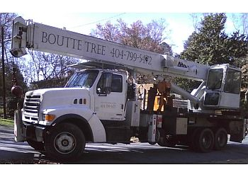 Atlanta tree service Boutte Tree, Inc.