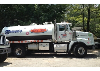 Atlanta septic tank service Bowen's Septic & Environmental
