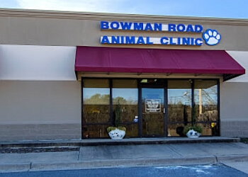 Little Rock veterinary clinic Bowman Road Animal Clinic
