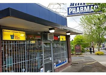 Portland pharmacy Bowman's Hillsdale Pharmacy