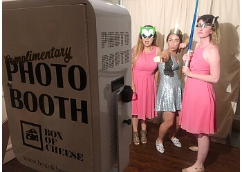 Long Beach photo booth company Box of Cheese