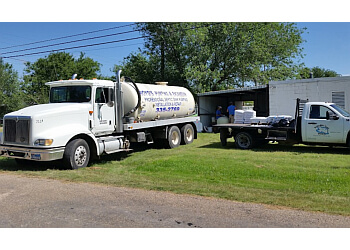 Amarillo septic tank service Boyd's Pumping & Excavation