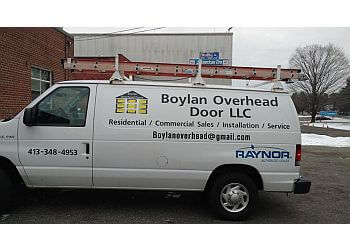 Springfield garage door repair BOYLAN OVERHEAD DOORS LLC