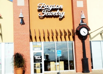 Cedar Rapids jewelry Boyson Jewelry