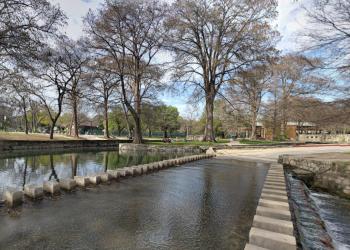San Antonio public park Brackenridge Park