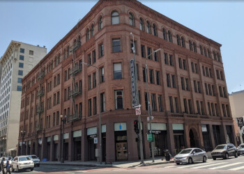 Los Angeles landmark Bradbury Building