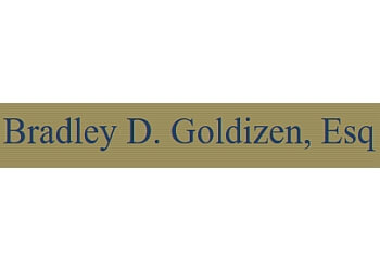 Virginia Beach patent attorney Bradley D. Goldizen