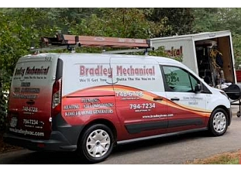 Richmond hvac service Bradley Mechanical