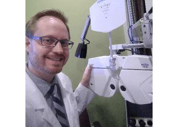 Shreveport pediatric optometrist Bradly Larson, OD - EYE CENTRAL