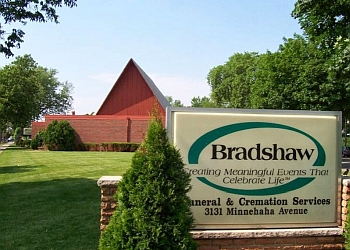 Minneapolis funeral home Bradshaw Funeral and Cremation Services