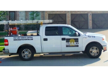 Grand Prairie pest control company Brady Pest Control