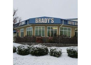 Vancouver auto body shop Brady's Auto Body