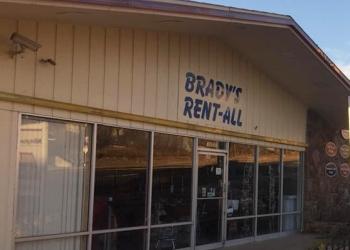 Colorado Springs event rental company Brady's Rent All Inc.