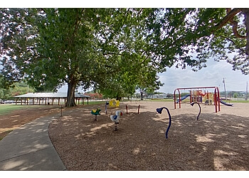 Huntsville public park Brahan Spring Park