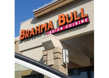 Fresno indian restaurant Brahma Bull