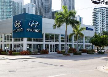 Miami car dealership Braman Hyundai