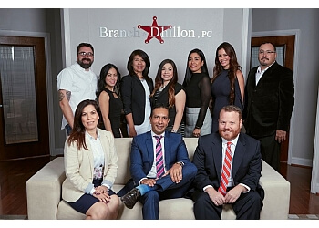 Arlington medical malpractice lawyer Branch & Dhillon P.C.