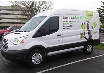 Indianapolis electrician Branch Electric, LLC
