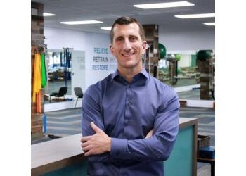 Irvine physical therapist Brandon Buehler, PT, DPT, OCS