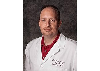 Cedar Rapids gynecologist Brandon E. Bourgeous, MD