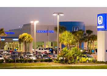 Tampa car dealership Brandon Honda