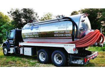 Tampa septic tank service Brandon Septic