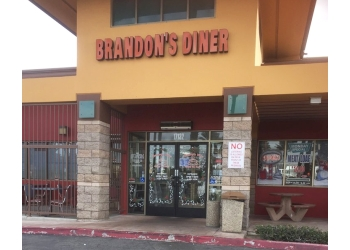 Fontana american restaurant Brandon's Diner