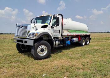 Grand Prairie septic tank service Brannon Sewer Services Inc.