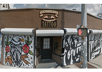 Waterbury tattoo shop Brass City Tattoo