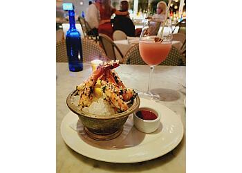 Houston french restaurant Brasserie 19